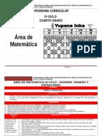 ÁREA MATEMÁTICA IV CICLO_4º rutas.doc