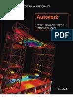 -produits-fichiers-Autodesk® Robot- Structural Analysis Professional 2009-Brochure-Anglais
