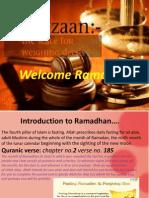 Ramadan Project by Fathima