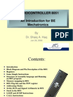1 Microcontroller8051