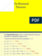 PC Binomial Theorem
