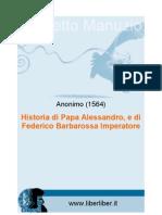 Historia Di Papa Alessandro