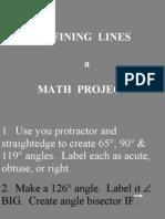 PC Identify Lines