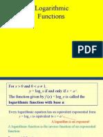 PC Log Functns