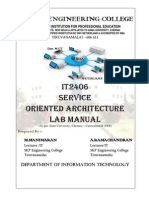 SOA Lab Manual
