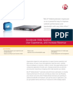 Big Ip Webaccelerator Overview