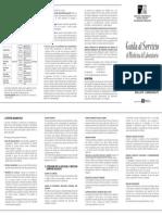 Guida Servizio Medicina LaboratorioG