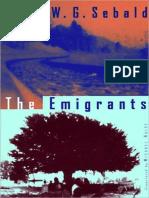 Emigrants (New Directions, 1996)