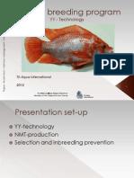 Til-Aqua Breeding Program - YY Technology