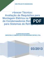 Relatório NBR-5410