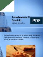 Transferencia de Dominio