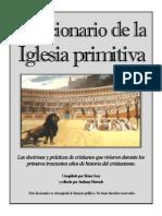 Brian Gray - Diccionario de La Iglesia Primitiva Copia