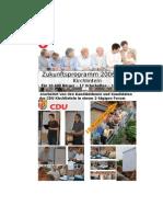Zukunftsprogramm für Kirchlinteln 2006-2011