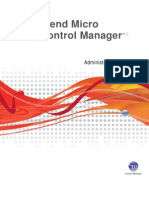 Control Manager - Administrator´s Guide