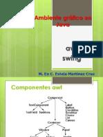 Ambiente gráfico en Java
