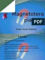 Magnetoterapia.