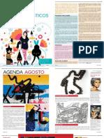Circuito Arte, la agenda cultural de la revista Habitart