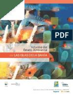 2012 Informe Del Estado Ambiental de Las Islas de La Bahia