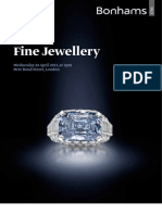 Bulgari Fancy Deep-Blue Diamond Catalogue