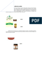 Competidores en El Mercado Aleman