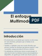8.- Enfoque Multimodal