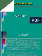 API 1104