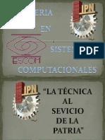 Ing. Sistemas 1CV3