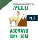 Plan de Trabajo de Ayllu
