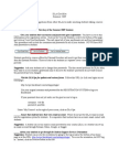 DLA Checklist Summer 2009 DLAs, Below Are Some Suggestions
