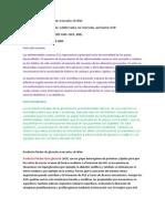 Productos finales de glicación avanzada y el riñón final