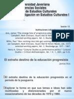 Exp. Instituciones