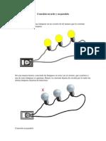 Conexión en serie y en paralelo