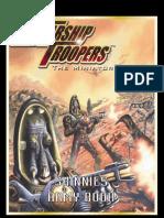 Skinnie Army Book