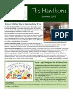 2013 Summer Newsletter