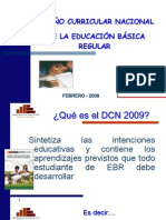 DCN 2009 - 1 - Lo Trascendente