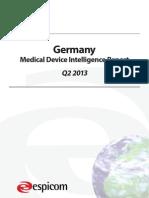 Germany Medistat Q2 2013 (ToC)