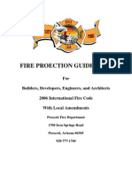 Fire Protection Guide