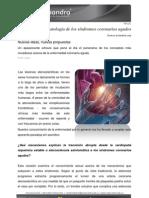 Fisiopatologia de Los Sindromes Coronarios Agudos