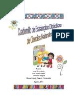 Cuadernillo de estrategias didácticas de Ciencias Naturales Primaria