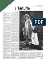 Tartuffe by Molière, review
