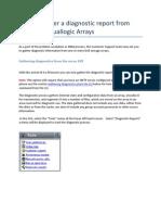 EqualLogic Diag Instructions