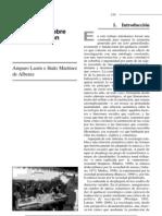 AMparo Lasén e Iñaki Martínez - El tecno, variaciones sobre la globalización