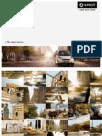 Smart ForTwo Brochure