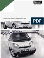 Smart ForTwo Accessory Brochure