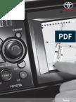 Toyota Yaris TNS410 Owners Manual