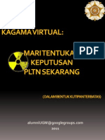 Buku Diskusi Pltn Kagama Virtual