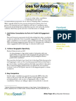 White Paper - Best Practices for Adopting Online Consultation