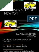 1 y 2 Ley de Newton - Copia