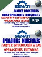 2013 - II - OPERACIONES INDUSTRIALES SESION 01