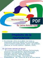 Neurociencia Ps. Jaime Botello Valle